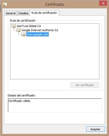 Ruta de certificacion